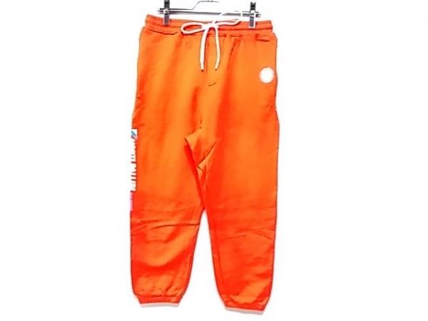 Stampd(スタンプド) パンツ サイズXL メンズ オレンジ×マルチ