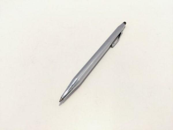 CROSS(クロス.) ペン美品  シルバー 金属素材