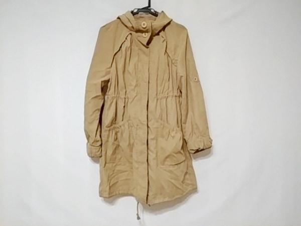 Stola.(ストラ) コート サイズ38 M レディース ベージュ 春・秋物/冬物