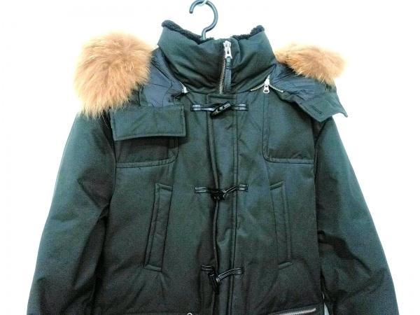 Mackage(マッカージュ) ダウンコート サイズ44 L レディース美品  黒 冬物