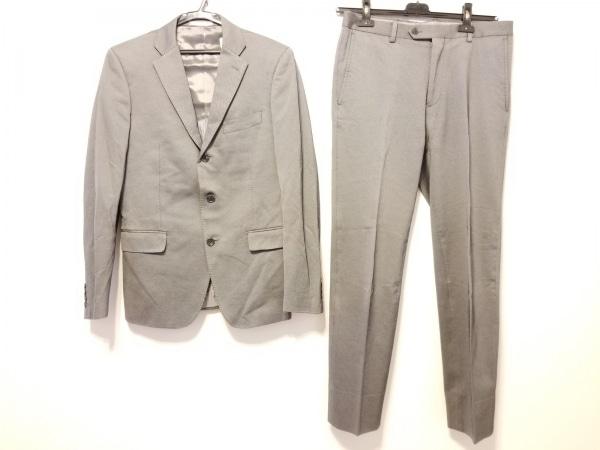 COMPLET par men's melrose(コンプリート) シングルスーツ サイズ4 XL メンズ グレー