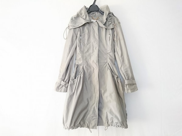 CHELSEAGARB(チェルシーガーブ) コート サイズ1 S レディース グレー 春・秋物