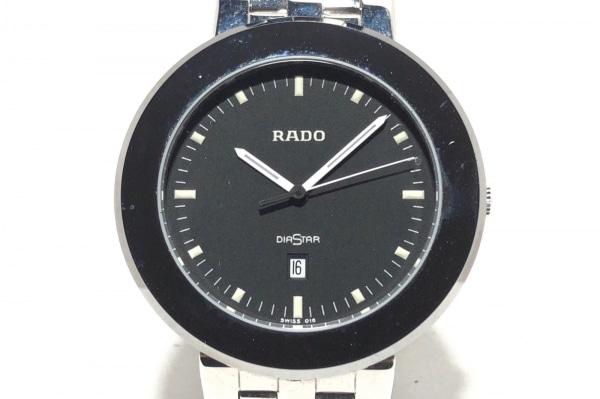 RADO(ラドー) 腕時計 152.0341.3 メンズ 黒