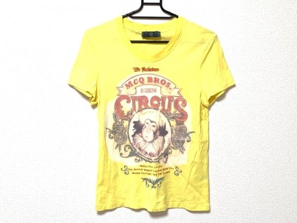 マックキュー(アレキサンダーマックイーン) 半袖Tシャツ サイズXS レディース