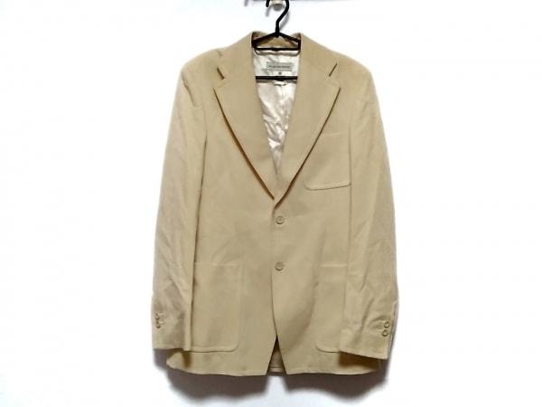 DRIES VAN NOTEN(ドリスヴァンノッテン) ジャケット サイズ46 S メンズ アイボリー