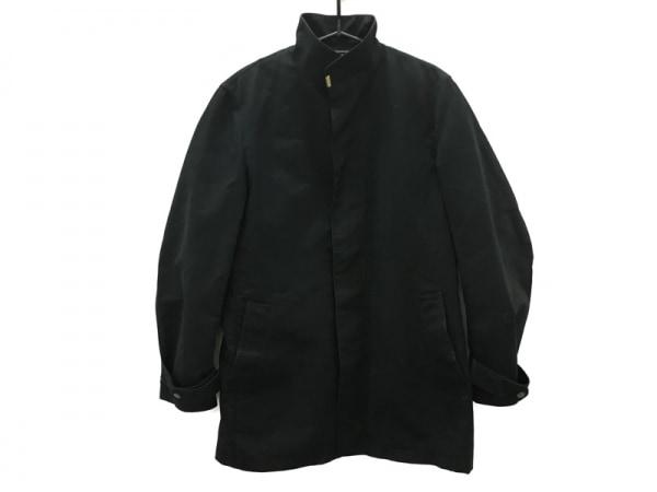JUN MEN(ジュンメン) コート サイズL メンズ 黒 冬物