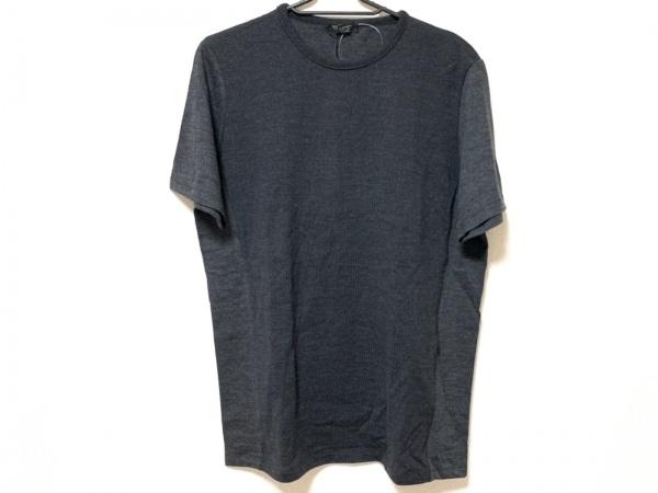 ニールバレット 半袖Tシャツ サイズL レディース美品  ダークグレー×グレー