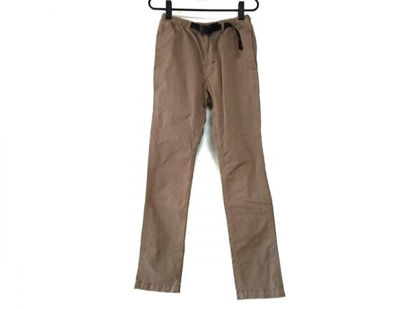 Gramicci(グラミチ) パンツ サイズS レディース ブラウン