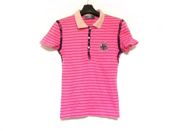 マックキュー(アレキサンダーマックイーン) 半袖ポロシャツ サイズXS レディース美品