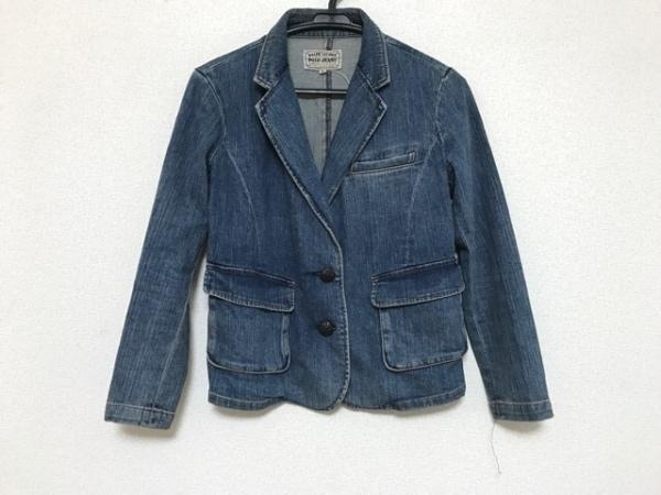 Polo Jeans(ポロジーンズ) ジャケット サイズL レディース ネイビー デニム
