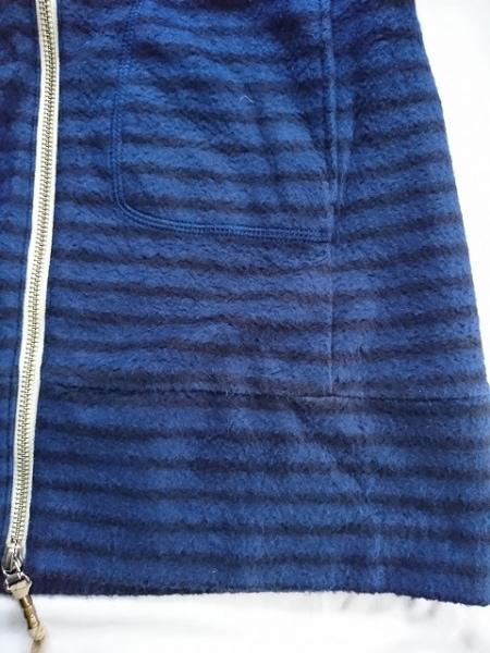 Seagreen(シーグリーン) パーカー サイズ3 L メンズ ブルー×ダークネイビー