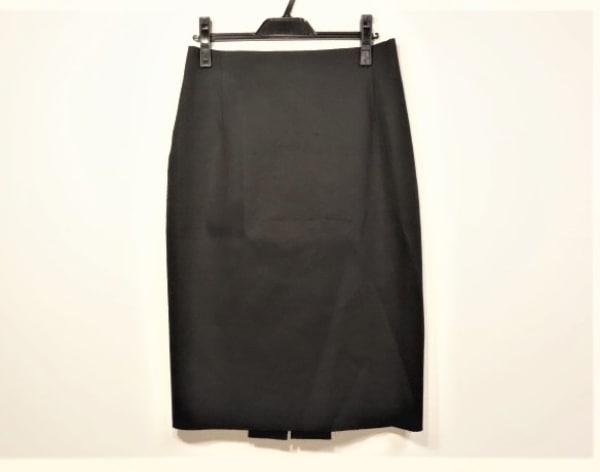 tomas maier(トーマスマイヤー) スカート サイズ6 M レディース 黒
