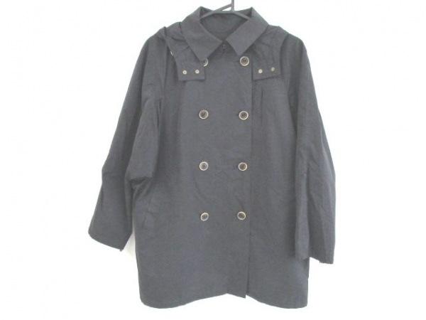 COCOFUKU(ココフク) コート サイズ38 M レディース 黒 春・秋物