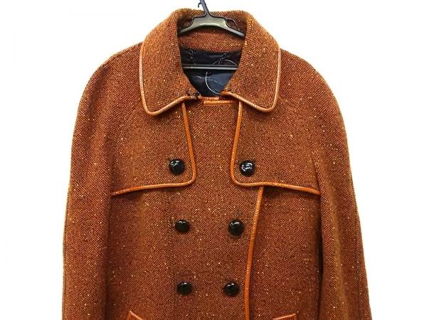 BURBERRY PRORSUM(バーバリープローサム) コート サイズ48 XL メンズ ブラウン 冬物