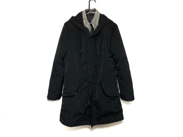 CUSTOMCULTURE(カスタムカルチャー) コート サイズ48 XL メンズ美品  黒 冬物
