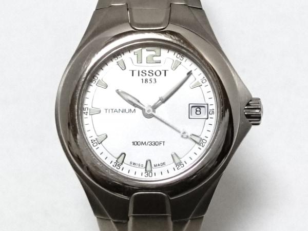 TISSOT(ティソ) 腕時計 1740 レディース グレー