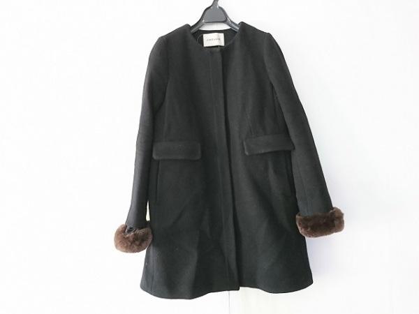 TOTALITE(トータリテ) コート サイズ36 S レディース 黒 冬物