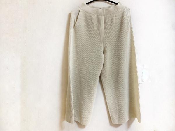 AURALEE(オーラリー) パンツ サイズ1 S レディース新品同様  アイボリー