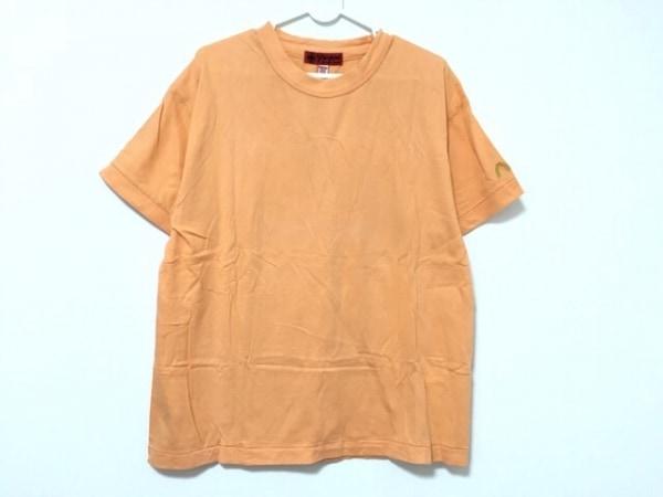 YAMANE(ヤマネ) 半袖Tシャツ サイズ40 M メンズ オレンジ