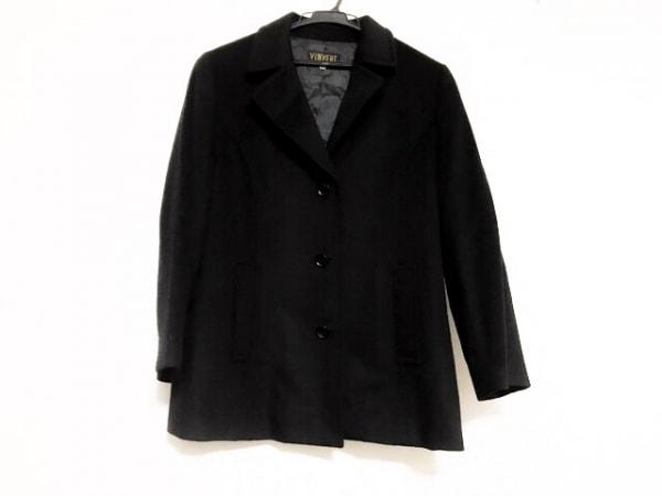 VINVERT(バンベール) ジャケット サイズ9AR S レディース美品  黒