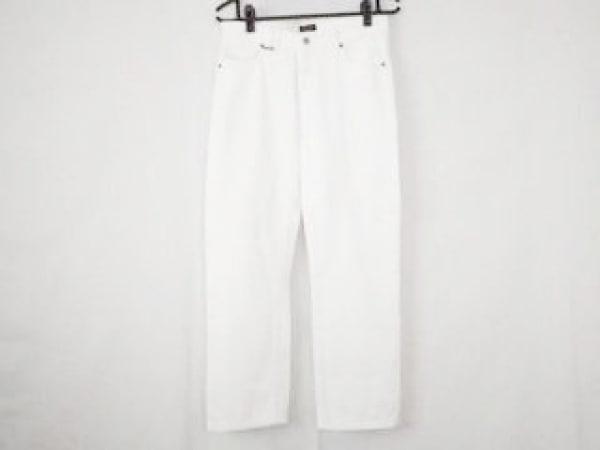 KRISVANASSCHE(クリスヴァンアッシュ) パンツ サイズ32 XS レディース 白