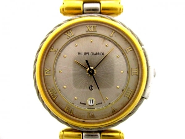 PHILIPPE CHARRIOL(フィリップシャリオール) 腕時計 - レディース シルバー