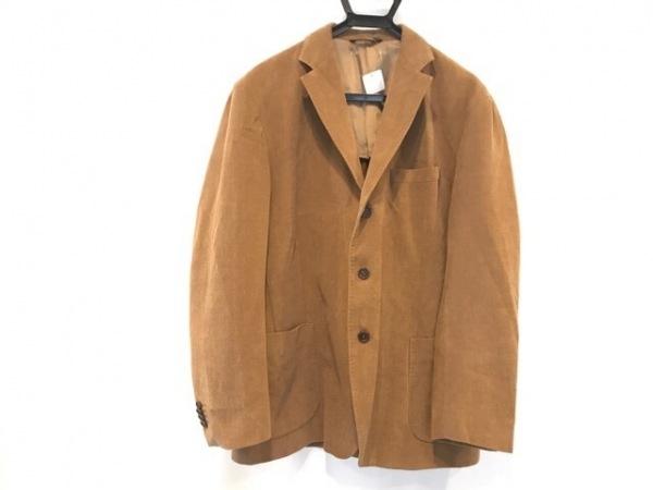 Henry Cotton's(ヘンリーコットンズ) ジャケット サイズ58 メンズ ライトブラウン