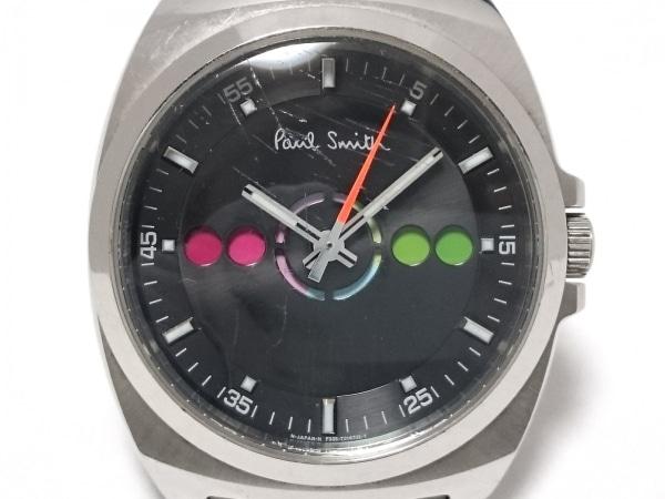 PaulSmith(ポールスミス) 腕時計 F355-T010482 メンズ 黒