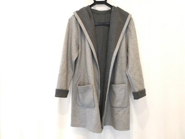 Tiaclasse(ティアクラッセ) コート サイズ11 M レディース グレー 春・秋物