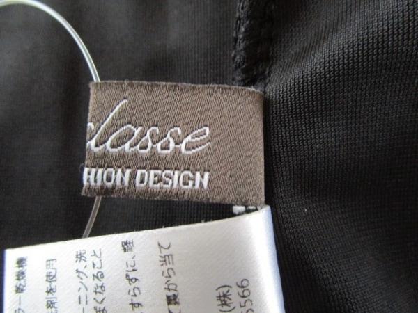 Tiaclasse(ティアクラッセ) 長袖カットソー サイズM レディース美品  黒 ベロア