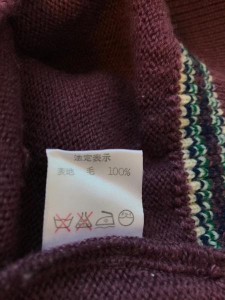 クリスチャンディオールスポーツ 長袖セーター サイズM レディース美品  Vネック
