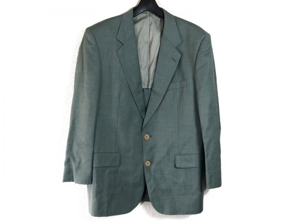 SEVENTY(セブンティ) ジャケット サイズ48 XL メンズ ブルーグレー