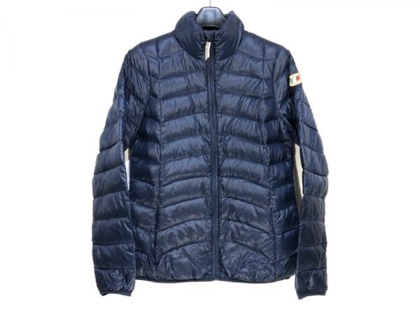 DOLOMITE(ドロミテ) ダウンジャケット サイズM レディース ネイビー 冬物