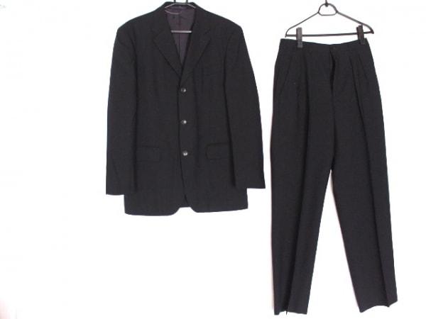COMPLET par men's melrose(コンプリート) シングルスーツ サイズ4 XL メンズ美品  黒