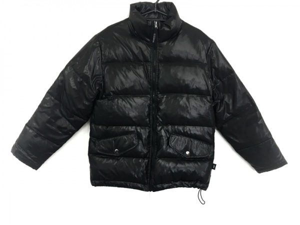 DJhonda(ディージェイホンダ) ダウンジャケット サイズM メンズ美品  黒 冬物