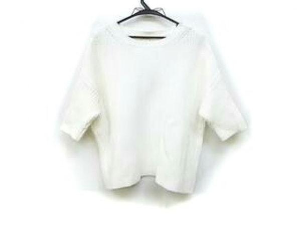 demylee(デミリー) 半袖セーター サイズS レディース 白