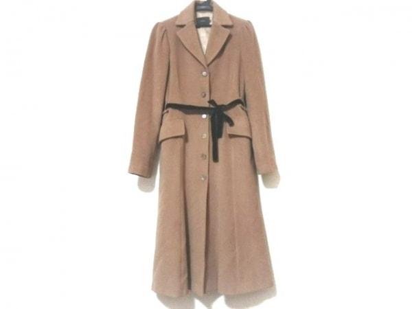 kulson(カルソン) コート サイズ40 M レディース ブラウン 冬物