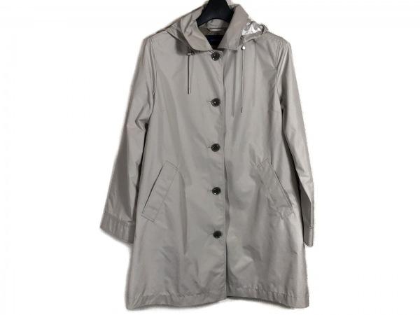 NEW YORKER(ニューヨーカー) コート サイズ9AR S レディース 白 春・秋物