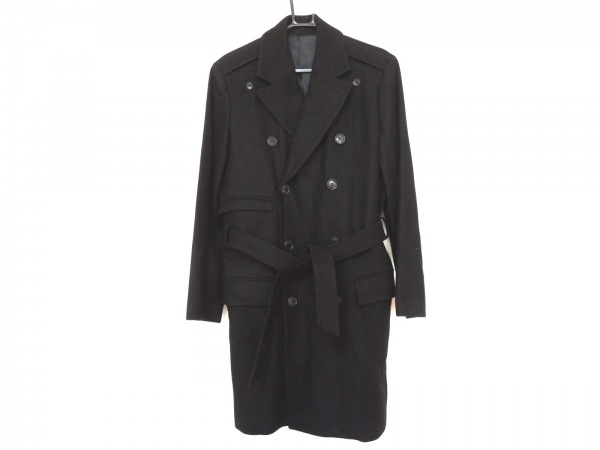 VERRI(ヴェリ) コート サイズ46 XL レディース美品  黒 冬物