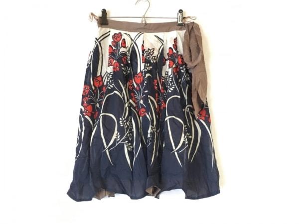 Alice SAN DIEGO(アリスサンディエゴ) スカート サイズ38 M レディース美品  花柄