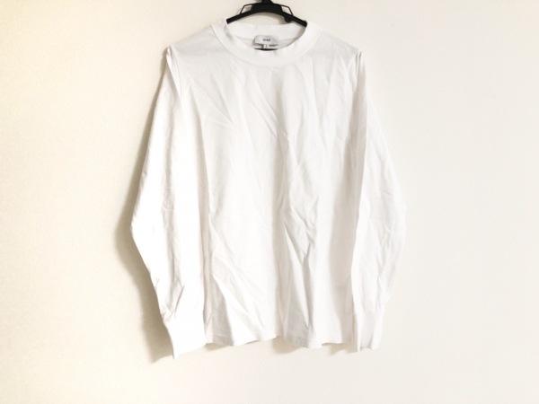 HYKE(ハイク) 長袖Tシャツ サイズ2 M レディース 白