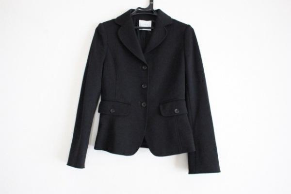 UMA ESTNATION(ユマエストネーション) ジャケット サイズ40 M レディース 黒