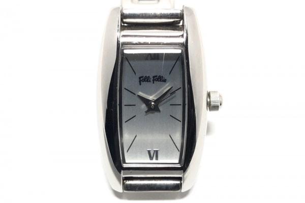 FolliFollie(フォリフォリ) 腕時計 S699L/SB レディース シルバー