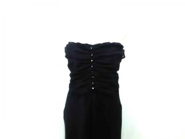 CEST LAVIE(セラヴィ) ドレス サイズ09 M レディース 黒 ラインストーン