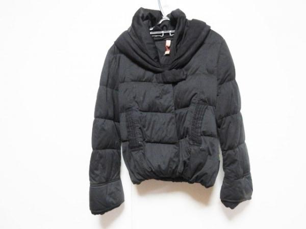 粧う YOSOOU(ヨソオウ) ダウンジャケット サイズ3 L レディース 黒