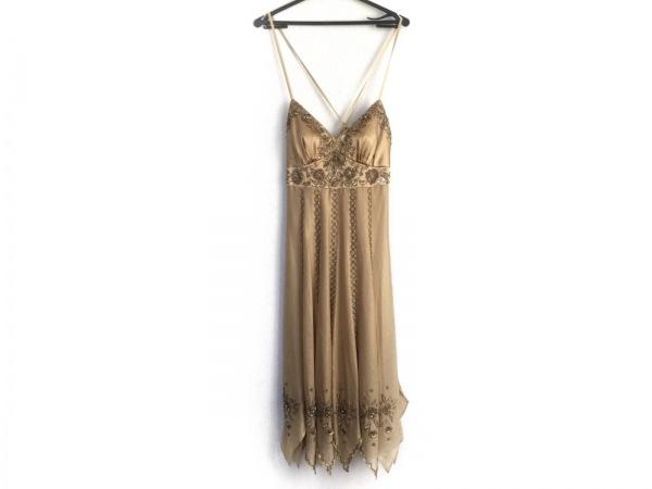 SUEWONG(スーウォン) ドレス サイズ2 M レディース ゴールド