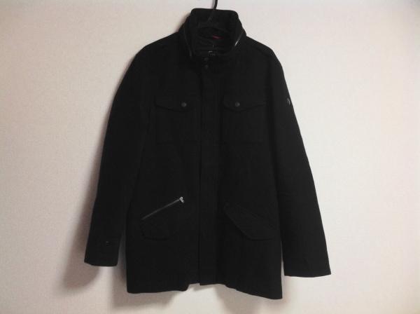 VICTORINOX(ヴィクトリノックス) コート サイズL メンズ 黒 冬物