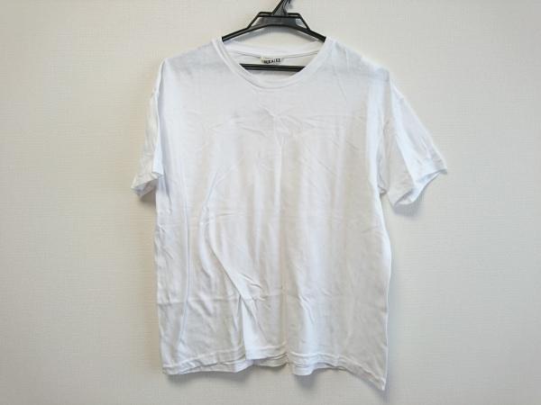 AURALEE(オーラリー) 半袖Tシャツ メンズ美品  白