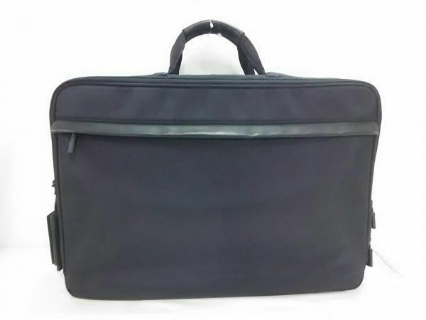 hartmann(ハートマン) ビジネスバッグ美品  黒 ナイロン×レザー