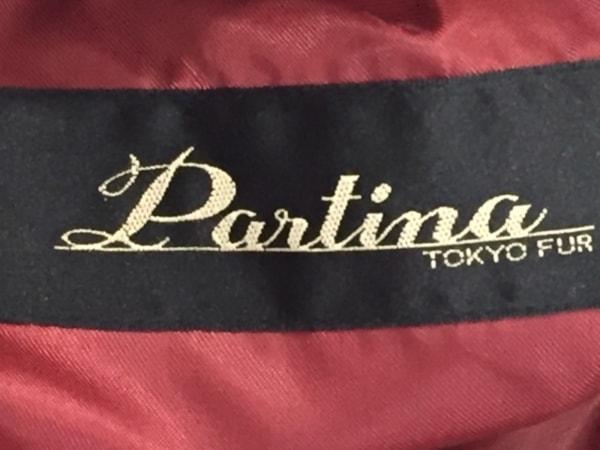 PARTINA(パルティーナ) コート サイズM レディース新品同様  レッド